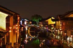 Pont de Renmin Image libre de droits