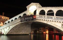 Pont de Rialto Images libres de droits