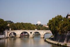 Pont de Rome Photo libre de droits