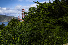 Pont de San Francisco Photo stock