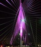 Pont de Seri Wawasan Putrajaya photos stock