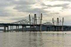 Pont de Tappan Zee - New York photographie stock libre de droits
