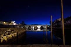 Pont de Tiberius Photographie stock
