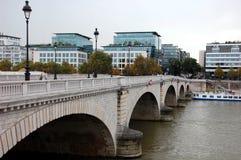 Pont de Tolbiac Stock Image