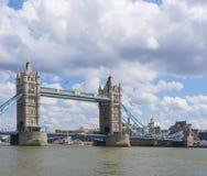 Pont de tour à Londres, R-U, Royaume-Uni Photos stock