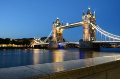 Pont de tour Photo libre de droits