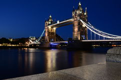Pont de tour Images stock