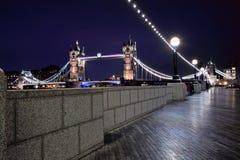 Pont de tour Images libres de droits