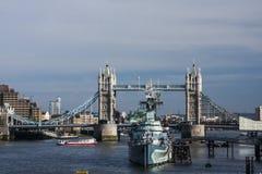 Pont de tour, Image libre de droits