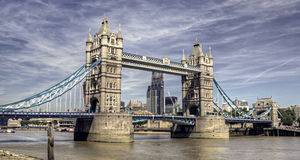 Pont de tour de Londres Photographie stock