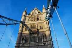 Pont de tour, Londres photos libres de droits