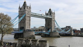 Pont de tour, Londres image stock