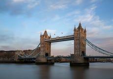 Pont de tour, Londres Photographie stock libre de droits