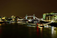 Pont de tour, Londres Image libre de droits