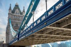 Pont de tour, Londres photos stock