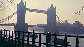 Pont de tour de Londres clips vidéos