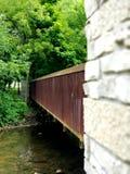 Pont de Troll photographie stock libre de droits