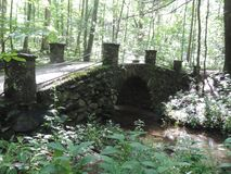 Pont de Troll Photo stock