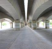 Pont de Valence Jardà del Túria Images stock
