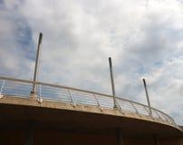 Pont de Valence Jardà del Túria Images libres de droits