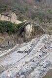 Pont de voûte, Italie Image stock