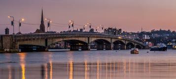Pont de Wexford Image libre de droits