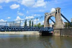 Pont de Wroclaw photo stock