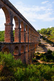 Pont del Diable in Tarragona. Catalonia Stock Photo