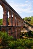 Pont del Diable in Tarragona. Catalonia Stock Photo