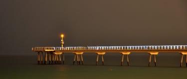 Pont Del Petroli Stockfotos