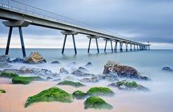 Pont del petroli Photo libre de droits