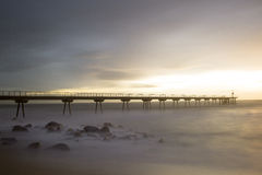 Pont Del Petroli Lizenzfreie Stockfotografie