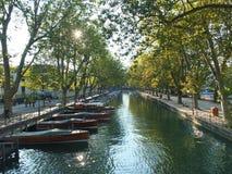 Pont des私通 免版税库存照片