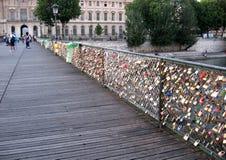 Pont des artes Stock Images