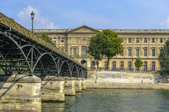 Pont des Arts bridge Royalty Free Stock Image