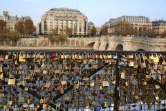 Pont des Arts Stock Images