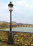 Pont des Arts Royalty Free Stock Photo