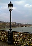 Pont des arts Royalty Free Stock Image
