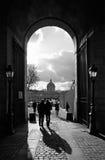 Pont Des Arts, Paris Royalty Free Stock Photos