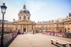 Pont Des Arts Royalty Free Stock Image