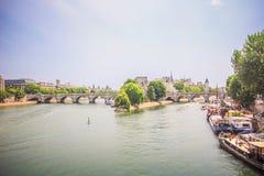 Pont Des Arts Royalty Free Stock Photos