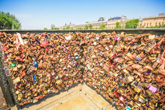 Pont Des Arts Stock Photography