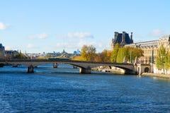 Pont des Arts, Paris, France Stock Photo