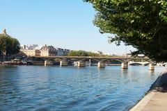 Pont des Arts, Paris. Stock Images
