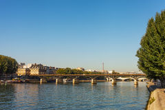 Pont des Arts, Paris. Royalty Free Stock Photos