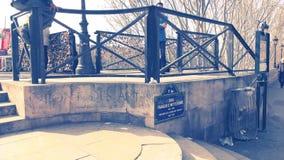 Pont des sztuki Zdjęcia Stock