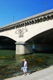 Pont dIéna Royalty Free Stock Image
