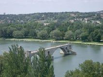 Pont du Avignon Fotos de Stock