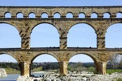 Pont du Gardâ Lizenzfreie Stockfotos