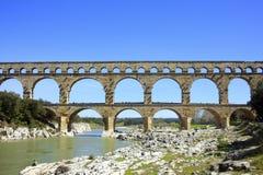Pont du Gardâ Lizenzfreie Stockfotografie